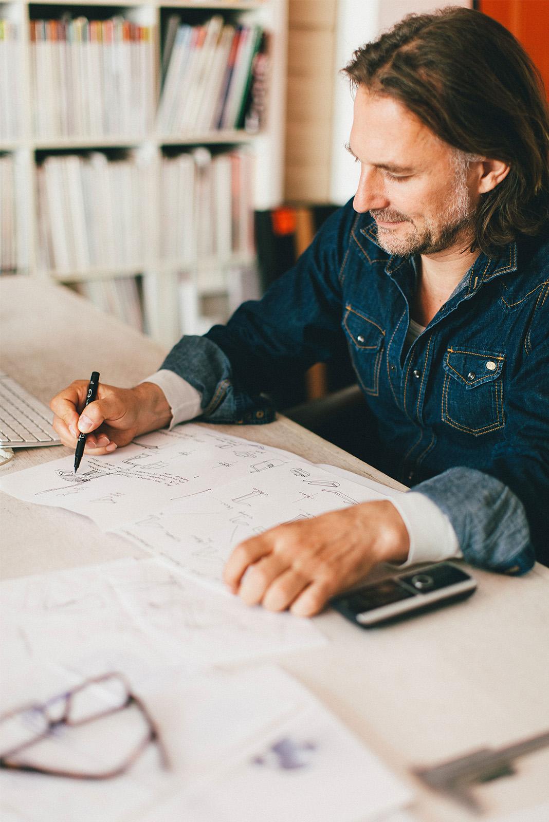 Designer Wunderblau Jochen Schmiddem