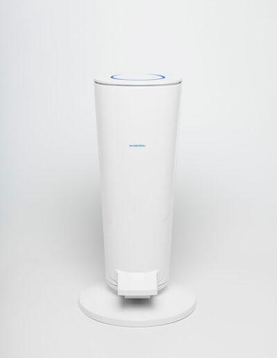 Wunderblau WC-Bürste mit UVC-Bestrahlung, keim- und bakterienfrei