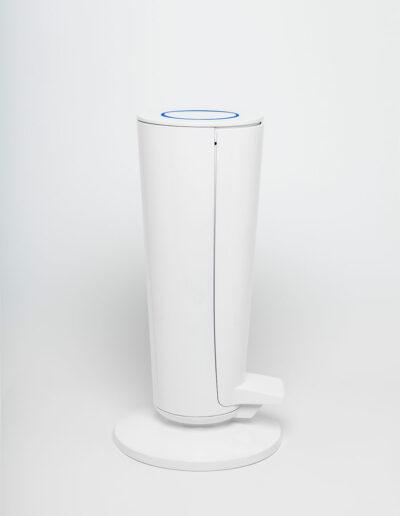 Wunderblau Eine saubere WC-Bürste